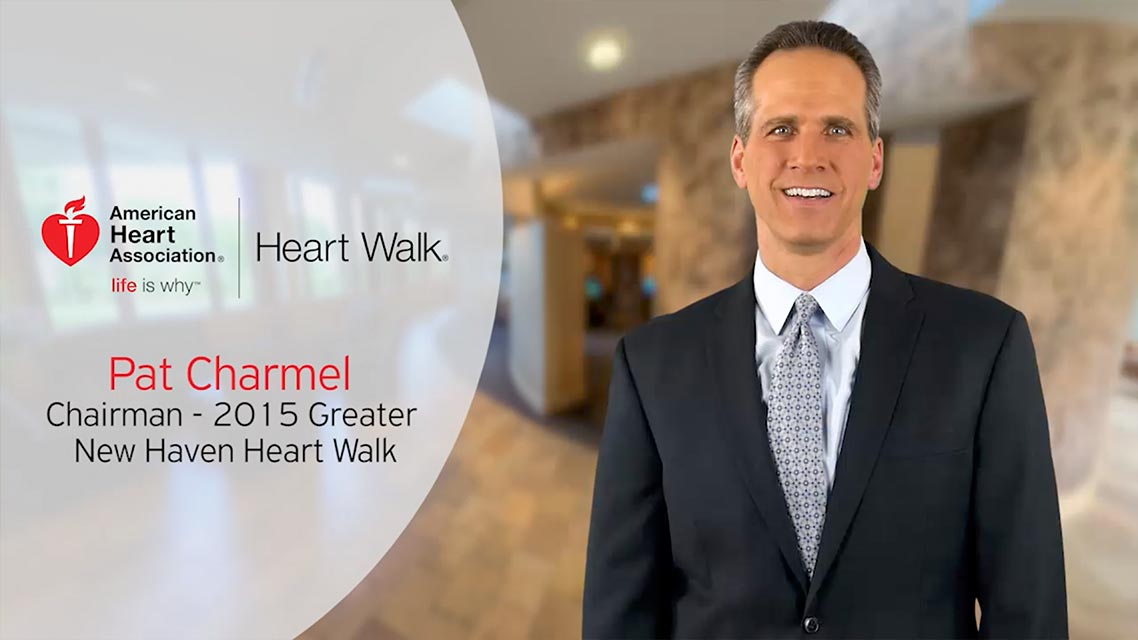 Griffin Hospital - Charity - Heart Walk Email